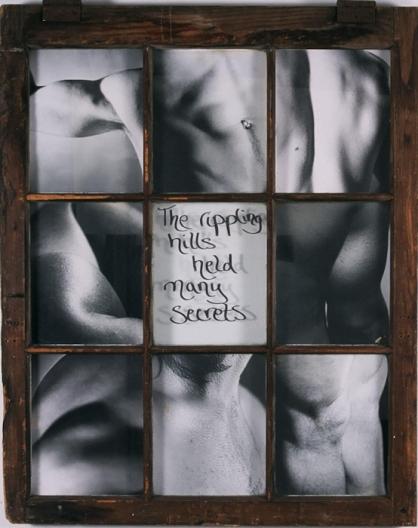Body Landscapes #3 28 in. x 35 in.