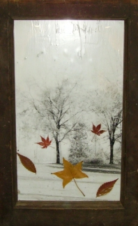Autumn 16 in. x 26 in. SOLD