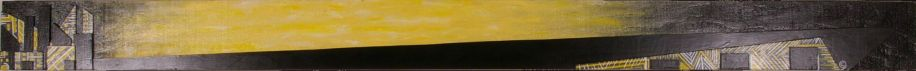 City Scape 1 8 ft x 7 in