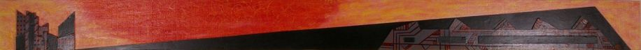 City Scape 3 8 ft x 7 in