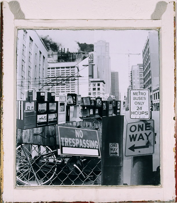 Dense-City #10 2 ft. x 2 ft. SOLD