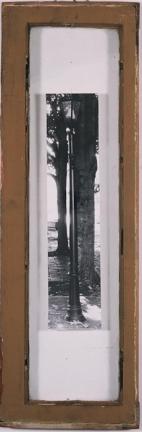 City Lamp Post 12 in x 36 in SOLD