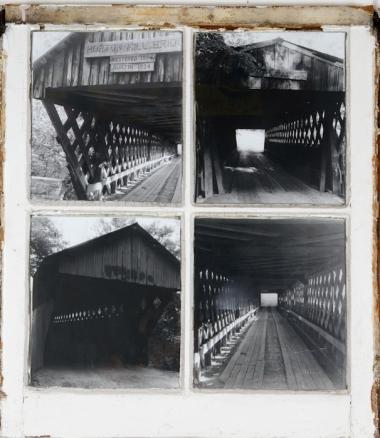 Covered Bridges 25 in. x 28 in.