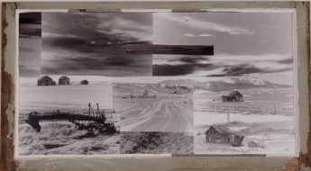 Dust Bowl 23 in. x 42 in.