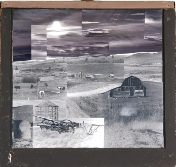 Empty Landscapes 28 in. x 30 in.