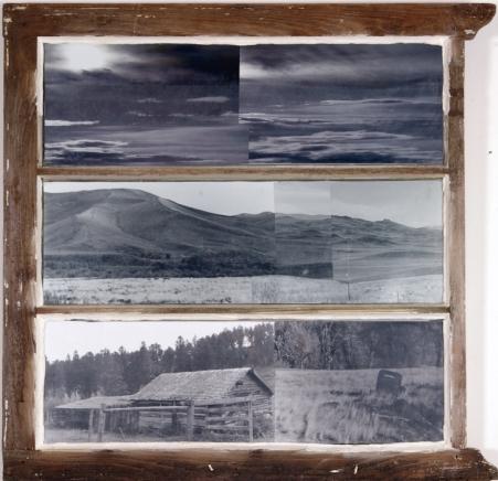 Triple Landscape 28 in. x 29 in.