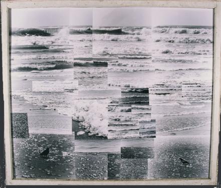 Winer Waves 4 ft. x 5 ft. SOLD